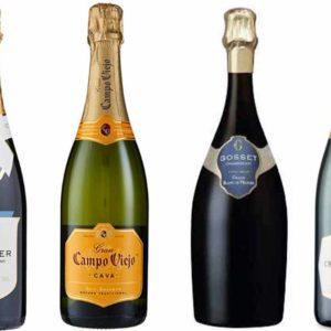 Игристое вино и шампанское